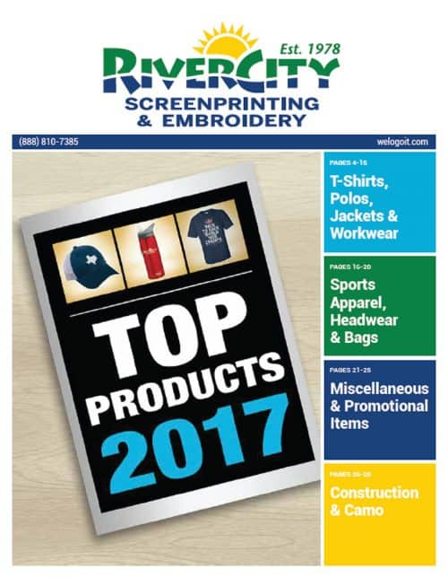Download Our Top 150 Products Catalog