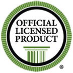 Officially Licensed Product Seal