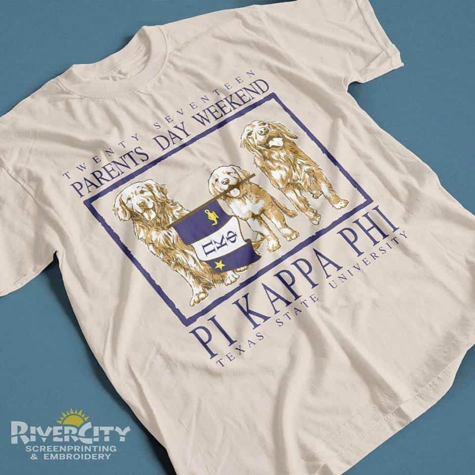 Rivercity screenprinting embroidery in san marcos autos post for Custom t shirts san marcos tx