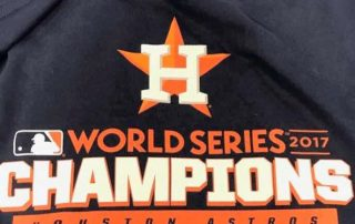 Astros World Series Champions
