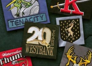 Embroidery in Austin, San Marcos, San Antonio & Central Texas