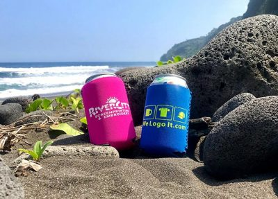 Promotional Products on the Beach