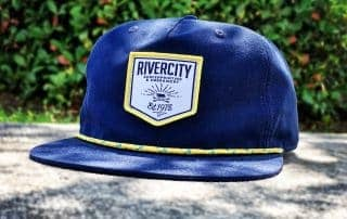 Rivercity flat bill cap