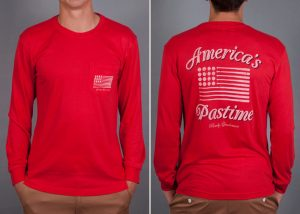 Custom Made Clothing - Cotton Longsleeve Tees 4