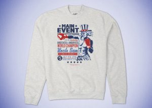 Custom Clothing Crew Neck Sweatshirts 3