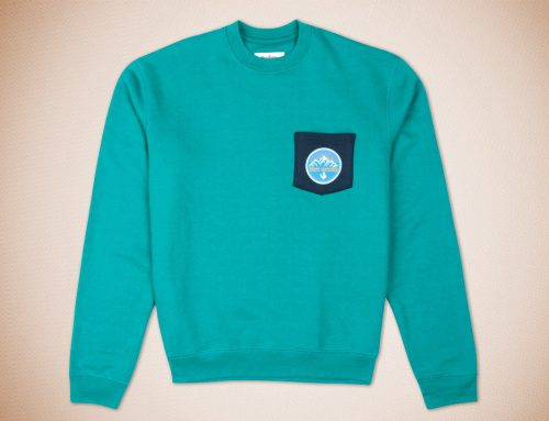 Custom Clothing Crew Neck Sweatshirts 2