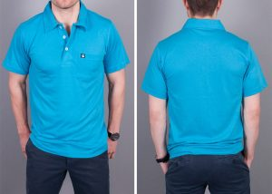 Custom Clothing TriBlend Polo