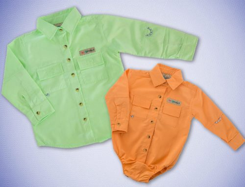 Custom Made Clothing – Fishing Shirts for Toddlers & Babies